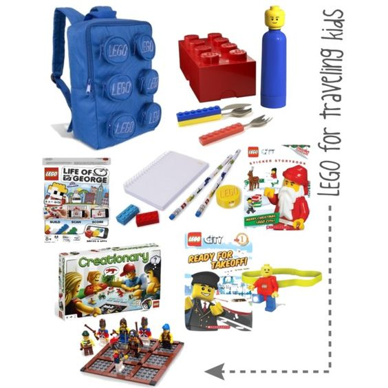 Best lego travel items for kids