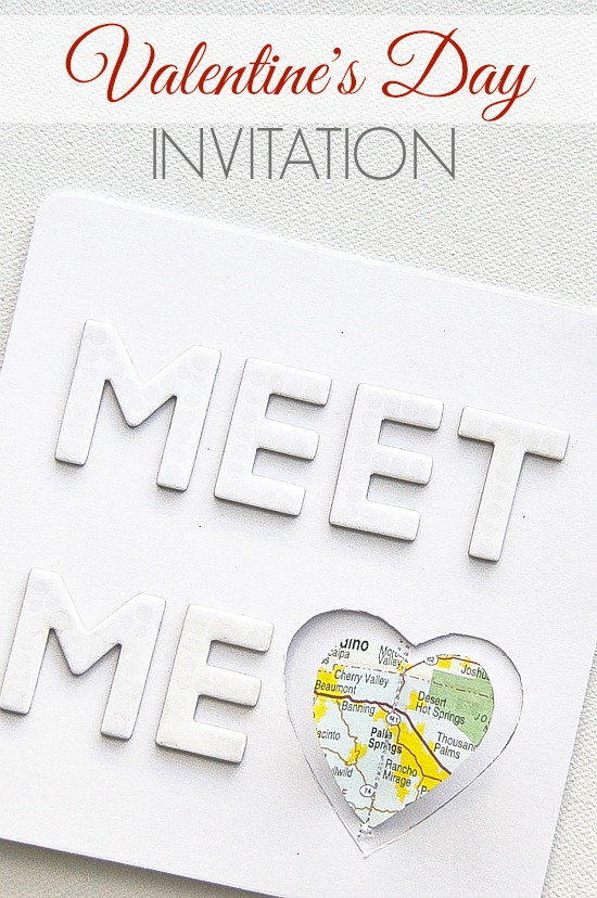 DIY Date Night Invitation and ideas