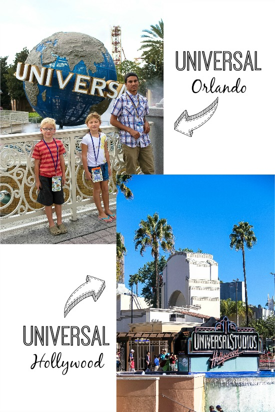 Universal Orlando and Universal Hollywood #undercovertourist #ad