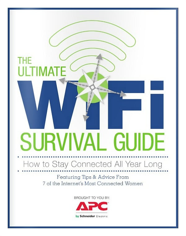 a wifi survival guide when the power goes out