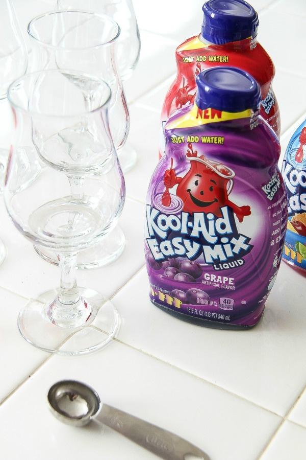 kool aid liquid bottles