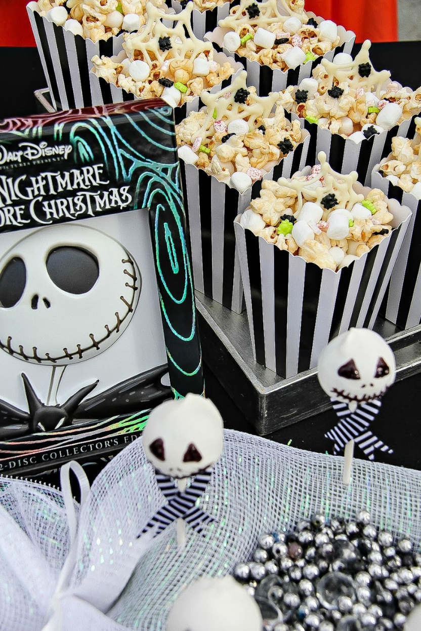 Jack Skellington Halloween party ideas