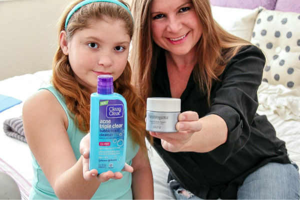 Tips For Talking To Your Daughter About Beauty And Skincare Tonya Staab