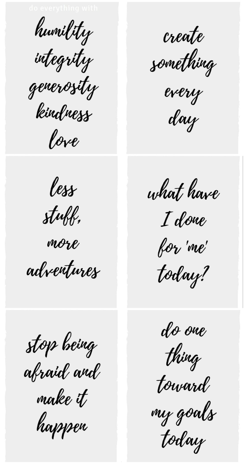 How To Create A Vision Board Tonya Staab