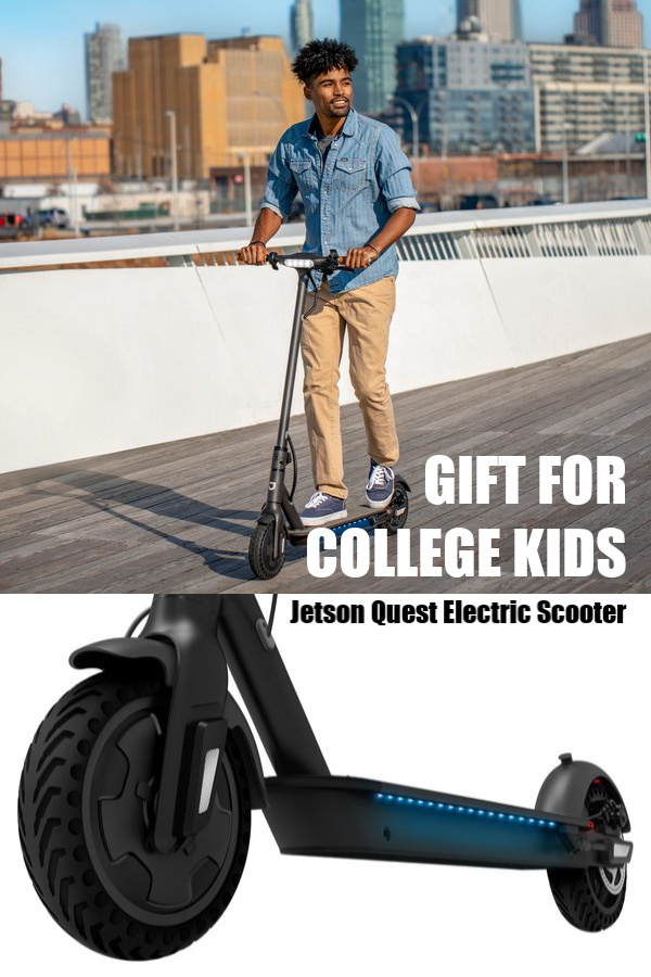 Jetson electric scooter Pinterest image