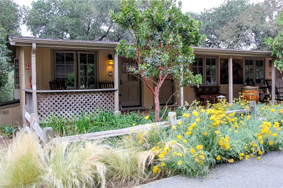 rooms to stay in at Holman Ranch