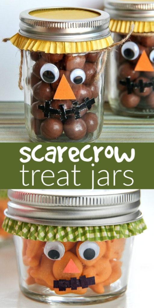 fall treat ideas Pinterest image