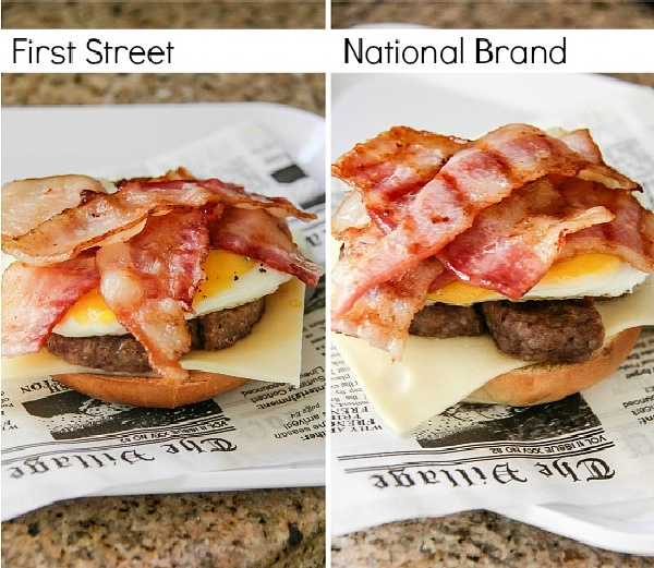 first street bacon
