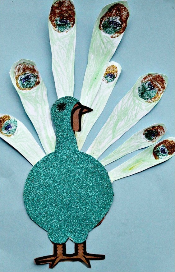 disguise a turkey craft for kids