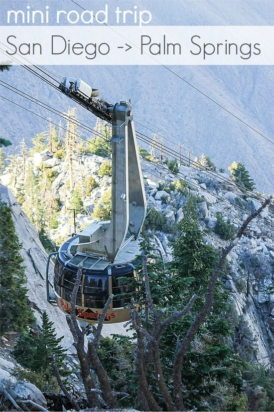 The Palm Springs Aerial Tramway